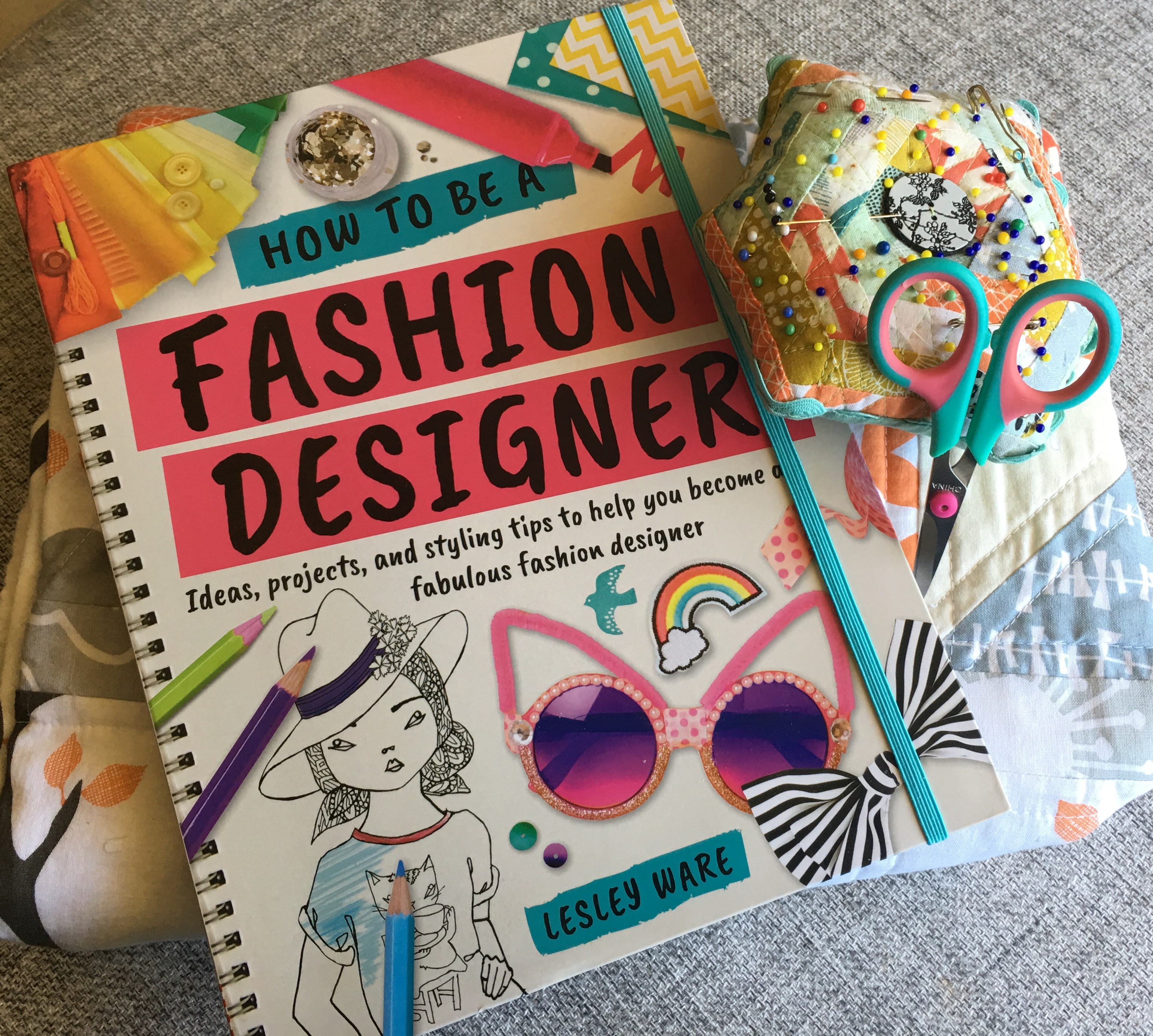 How To Be A Fashion Designer Little Big Reads