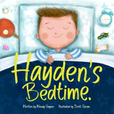 Hayden's Bedtime cover